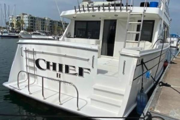 1992 Tollycraft 57'  Chief | Picture 1 of 19