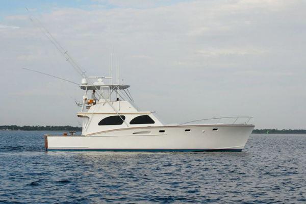 55-ft-Whiticar-1988-Sportfish-Shearwater Stuart Florida United States  yacht for sale
