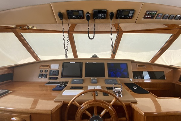 1980 Palmer Johnson 102' 102 Cockpit Motor Yacht Banyan | Picture 2 of 33