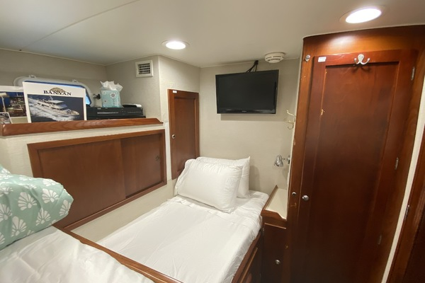 1980 Palmer Johnson 102' 102 Cockpit Motor Yacht Banyan | Picture 4 of 33