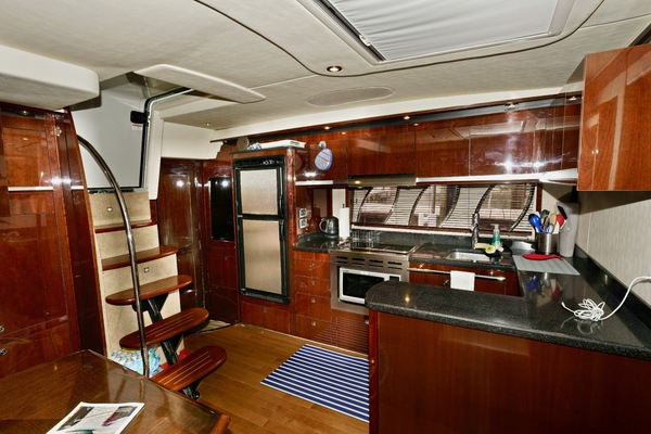 2010 Sea Ray 50' 50 Sundancer Seabatical | Picture 6 of 26