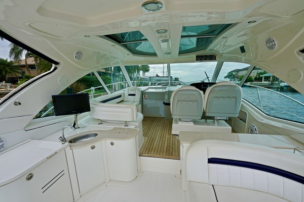 2010 Sea Ray 50' 50 Sundancer Seabatical | Picture 2 of 26