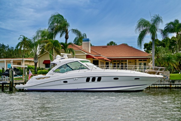 2010 Sea Ray 50' 50 Sundancer Seabatical | Picture 1 of 26