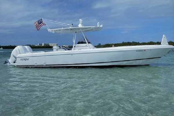 32-ft-Intrepid-2009-Center Console-OFF THE GRID Merrick New York United States  yacht for sale