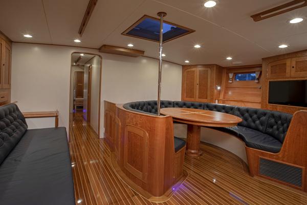 2018 Brooklin Boat Yard 91' Custom 91' Sloop SONNY III   Picture 7 of 18