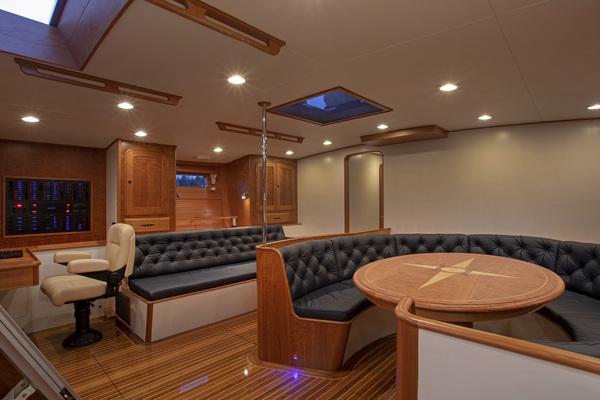 2018 Brooklin Boat Yard 91' Custom 91' Sloop SONNY III   Picture 6 of 18