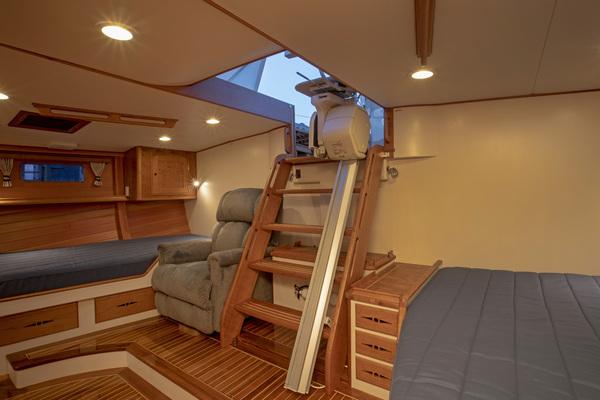 2018 Brooklin Boat Yard 91' Custom 91' Sloop SONNY III   Picture 5 of 18