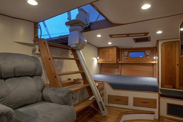 2018 Brooklin Boat Yard 91' Custom 91' Sloop SONNY III   Picture 4 of 18