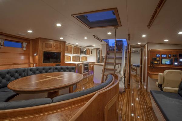 2018 Brooklin Boat Yard 91' Custom 91' Sloop SONNY III   Picture 1 of 18