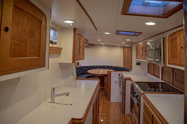 2018 Brooklin Boat Yard 91' Custom 91' Sloop SONNY III   Picture 2 of 18