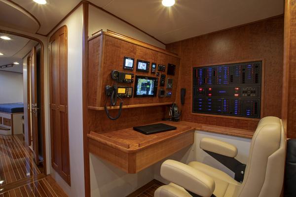 2018 Brooklin Boat Yard 91' Custom 91' Sloop SONNY III   Picture 8 of 18