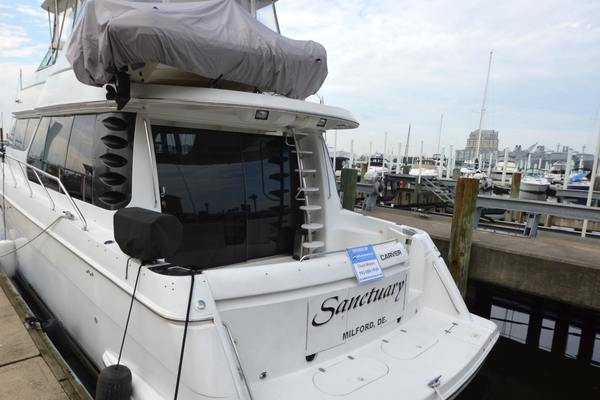 2000 Carver 53' 530 Voyager Sanctuary | Picture 6 of 81