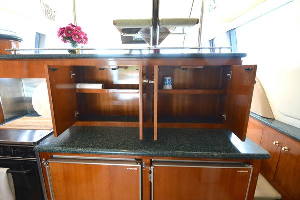 2000 Carver 53' 530 Voyager Sanctuary | Picture 5 of 81
