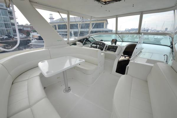 2000 Carver 53' 530 Voyager Sanctuary | Picture 7 of 81