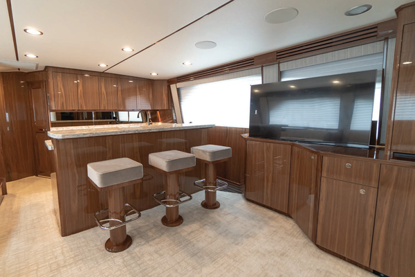 2020 Viking 68' 68 Convertible Five Cays | Picture 3 of 31