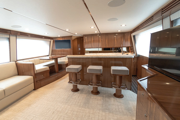 2020 Viking 68' 68 Convertible Five Cays | Picture 2 of 31