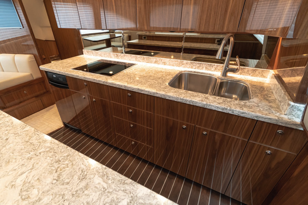 2020 Viking 68' 68 Convertible Five Cays | Picture 8 of 31