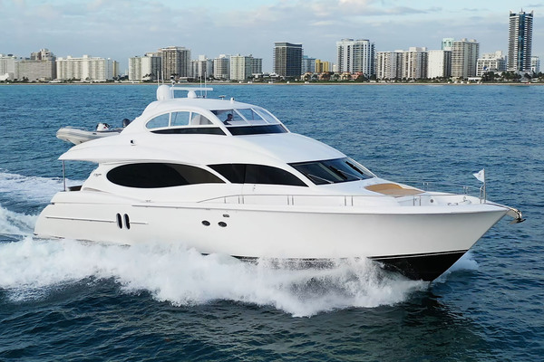 80-ft-Lazzara-2005-Skylounge-Mojo Fort Lauderdale Florida United States  yacht for sale