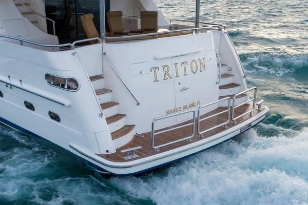 2007 Horizon 95' Raised Pilothouse TRITON | Picture 7 of 65