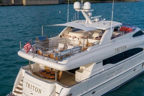 2007 Horizon 95' Raised Pilothouse TRITON | Picture 6 of 65
