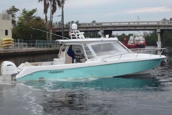 36' Everglades 360lxc 2017 | Best Deal For A Boat