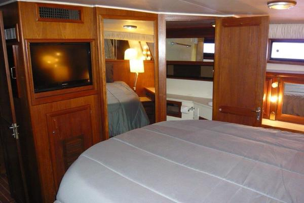 1989 Californian 55' Cockpit Motor Yacht Stella Maris | Picture 6 of 54