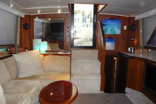 1989 Californian 55' Cockpit Motor Yacht Stella Maris | Picture 2 of 54