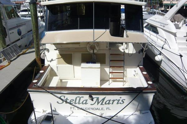1989 Californian 55' Cockpit Motor Yacht Stella Maris | Picture 5 of 54