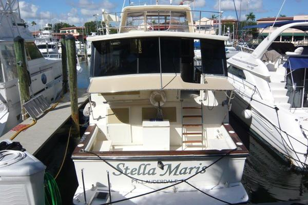 1989 Californian 55' Cockpit Motor Yacht Stella Maris | Picture 4 of 54