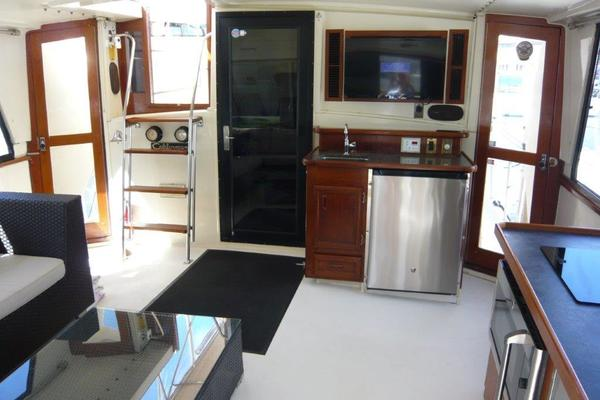 1989 Californian 55' Cockpit Motor Yacht Stella Maris | Picture 7 of 54