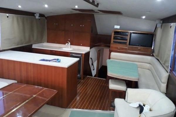 1988 Ocean Yachts 55' 55 Super Sport Por Que No | Picture 6 of 9