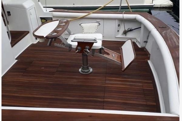 1988 Ocean Yachts 55' 55 Super Sport Por Que No | Picture 5 of 9