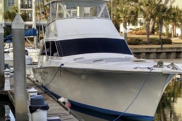 1988 Ocean Yachts 55' 55 Super Sport Por Que No | Picture 2 of 9