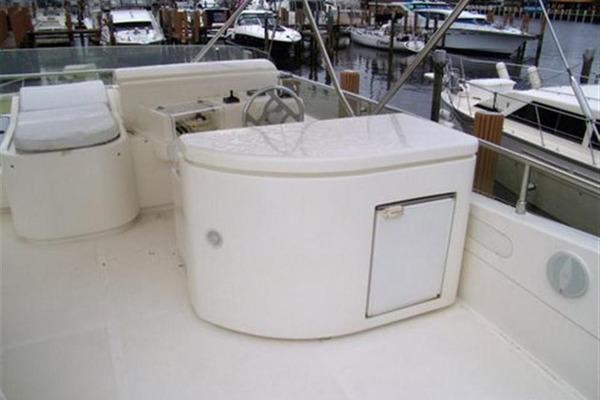2003 Ferretti Yachts 59' 590 PRETTY LADY | Picture 5 of 20