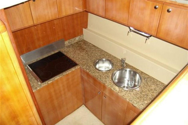 2003 Ferretti Yachts 59' 590 PRETTY LADY | Picture 1 of 20