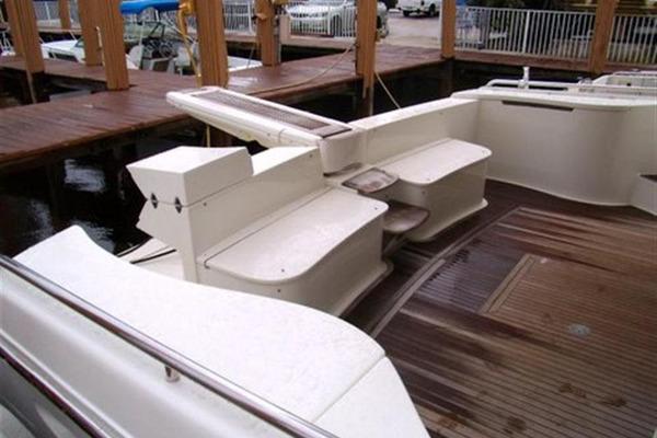 2003 Ferretti Yachts 59' 590 PRETTY LADY | Picture 2 of 20