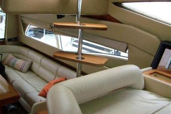 2003 Ferretti Yachts 59' 590 PRETTY LADY | Picture 6 of 20
