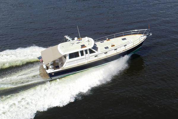2005 Grand Banks 49' 49 Eastbay SX Arietta | Picture 3 of 87