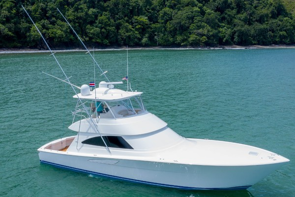2020 Viking 58' 58 Convertible Reel Screamer | Picture 8 of 93