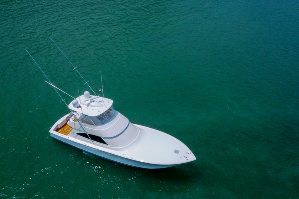 2020 Viking 58' 58 Convertible Reel Screamer | Picture 3 of 93