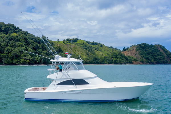 2020 Viking 58' 58 Convertible Reel Screamer | Picture 1 of 93