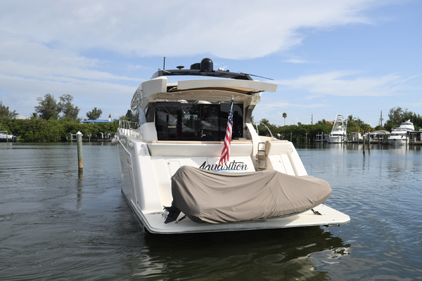 2018 Carver 52' 52 Coupe Aquasition   Picture 3 of 44