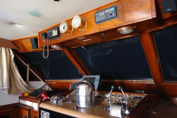 Hatteras 58 Yachtfish 1975 Hammerhead
