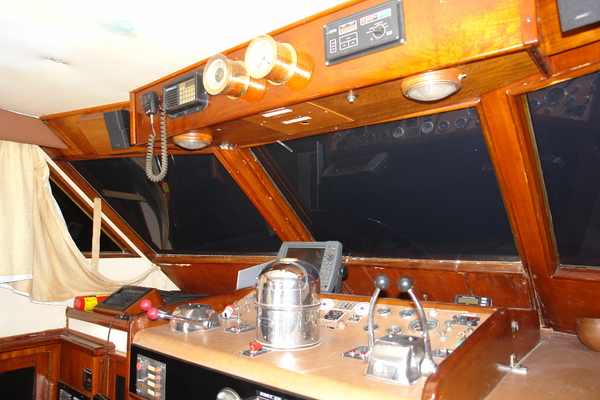 1975 Hatteras 58' 58 Yachtfish Hammerhead | Picture 8 of 40