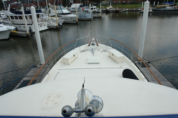 1975 Hatteras 58' 58 Yachtfish Hammerhead | Picture 4 of 40