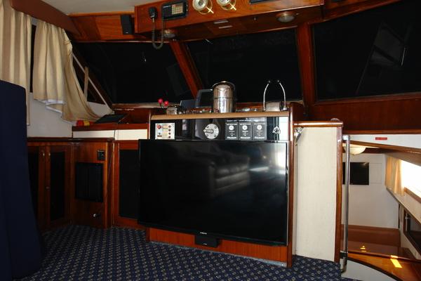 1975Hatteras 58 ft 58 Yachtfish   Hammerhead