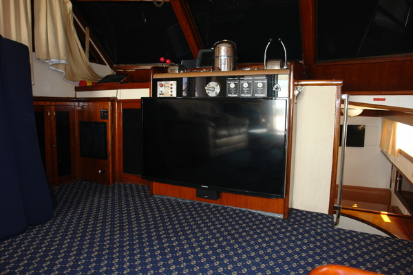 1975 Hatteras 58' 58 Yachtfish Hammerhead | Picture 5 of 40