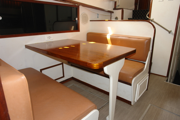 1975 Hatteras 58' 58 Yachtfish Hammerhead | Picture 7 of 40