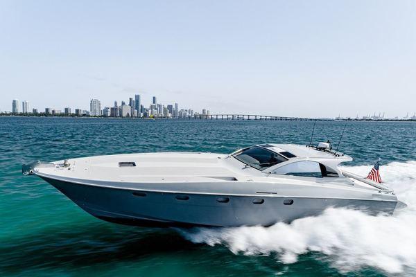 55-ft-Otam-2008-55 HT Millennium-Carbon Miami Florida United States  yacht for sale