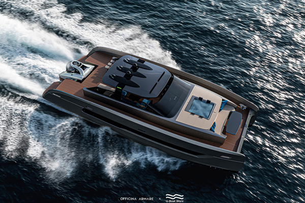 2021 Licia Yachts 60'  AQUANAUT   Picture 4 of 16
